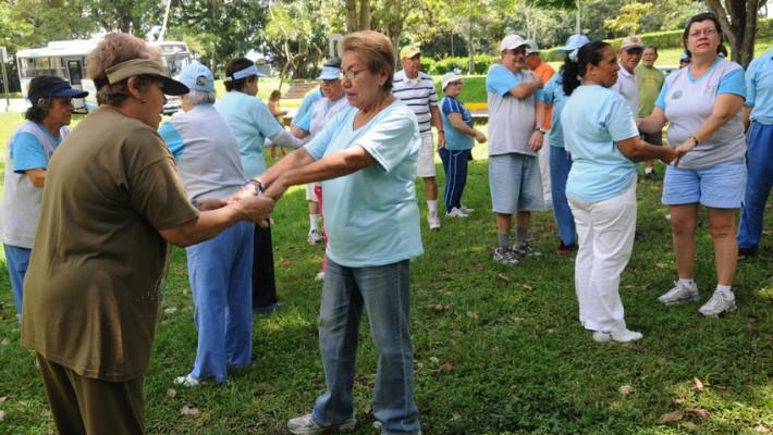 Envejecimiento saludable en Costa Rica